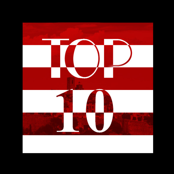 Top 10 Tracks of the Month: September