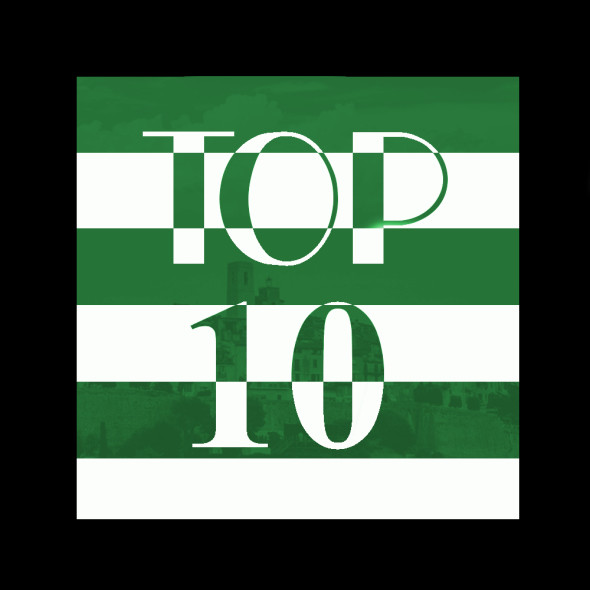 Top 10 Tracks of the Month: December