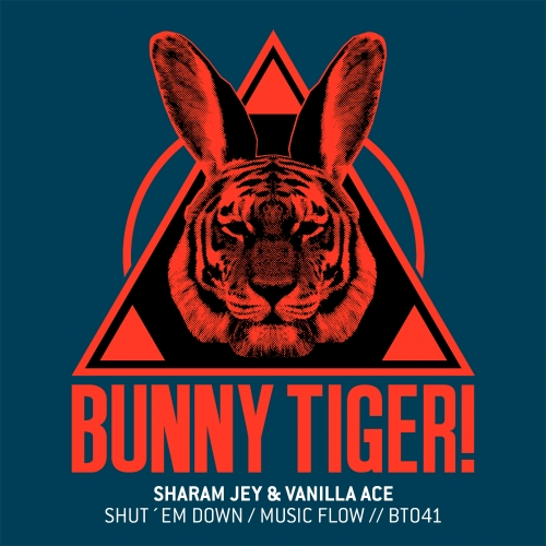 Sharam Jey & Vanilla Ace - Shut 'Em Down / Music Flow EP