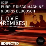 "Feel The ""L.O.V.E."" With Filterkat's Purple Disco Machine Remix"