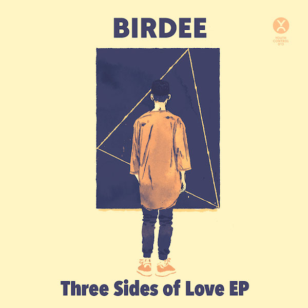 Birdee - Three Sides of Love EP