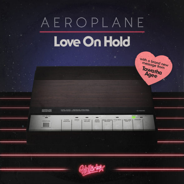 """Aeroplane Goes Old-School With """"Love On Hold"""""""