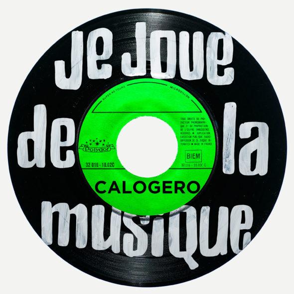 Calogero - Je Joue De La Musique (Mac Stanton Remix)